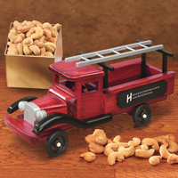 1940-Era Pick-up Truck with Cashews